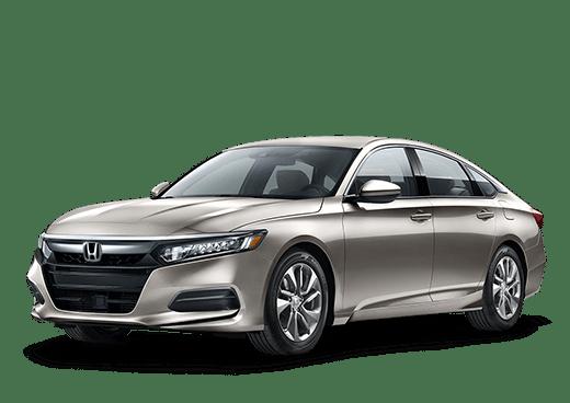 New Honda Accord Sedan near Chattanooga