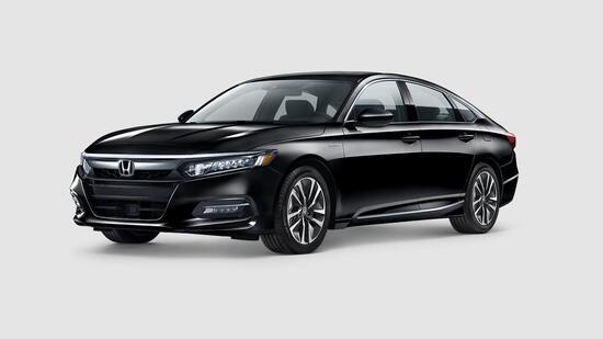 Accord Hybrid EX