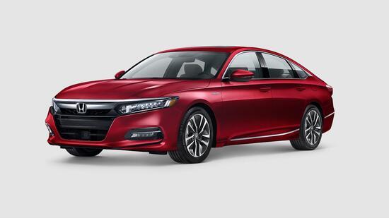 Accord Hybrid EX-L