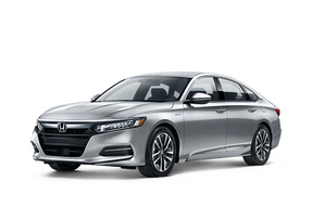 New Honda Accord Hybrid at Chattanooga