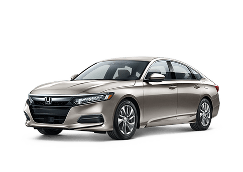 New Honda Accord in