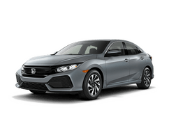 New Honda Civic Hatchback at Tuscaloosa
