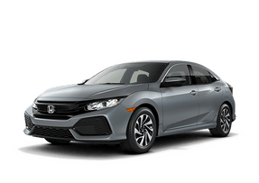 New Honda Civic Hatchback at Chattanooga