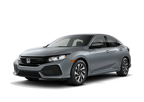 New Honda Civic Hatchback in