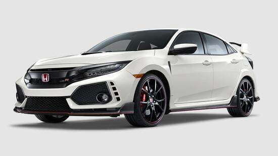 Civic Type R 6-Speed Manual