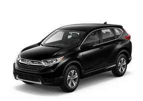 New Honda CR-V at Chattanooga