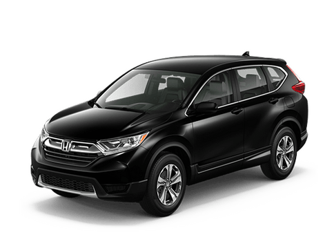 New Honda CR-V in