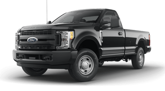 F-350 Super Duty SRW XL 4x2 Regular Cab w/ 8' Box