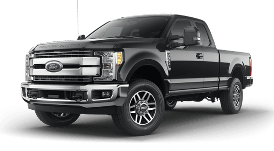 F-350 Super Duty SRW Lariat 4x2 SuperCab w/ 6-3/4' Box