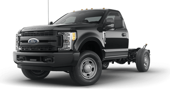 F-350 Super Duty SRW Chassis XL 4x2 Regular Cab