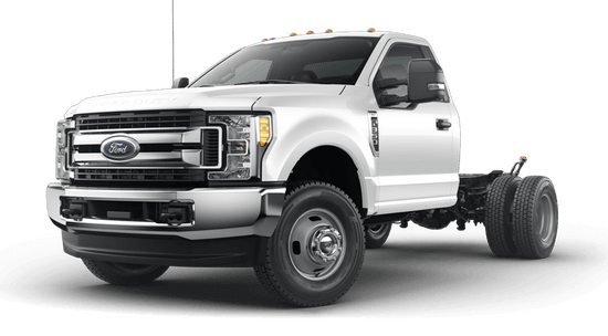 F-350 Super Duty Chassis XLT 4x4 Regular Cab