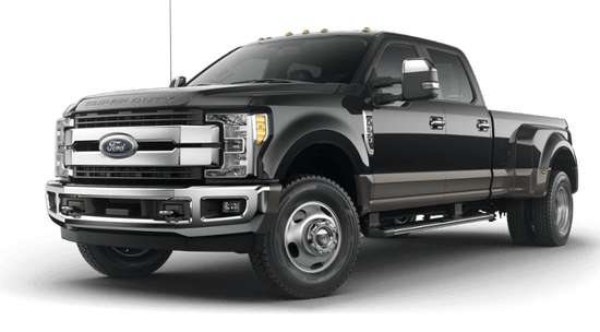 F-350 Super Duty DRW King Ranch® 4x2 Crew Cab w/ 8' Box