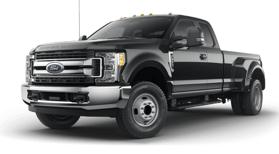F-350 Super Duty DRW XLT 4x2 SuperCab w/ 8' Box