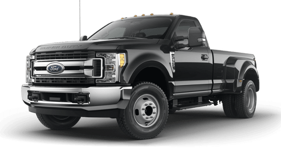 F-350 Super Duty DRW XLT 4x2 Regular Cab w/ 8' Box