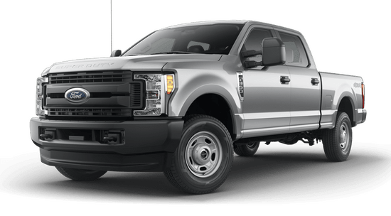 F-350 Super Duty SRW XL 4x4 Crew Cab w/ 6-3/4' Box
