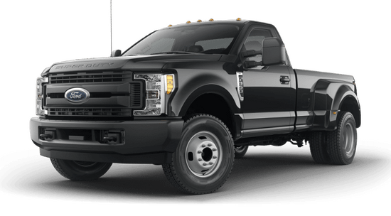 F-350 Super Duty DRW XL 4x2 Regular Cab w/ 8' Box