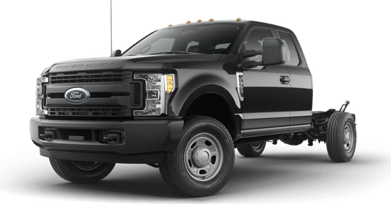 F-350 Super Duty SRW Chassis XL 4x2 SuperCab