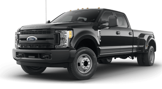 F-350 Super Duty DRW XL 4x2 Crew Cab w/ 8' Box