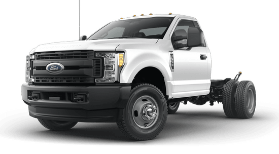 F-350 Super Duty DRW Chassis XL 4x4 Regular Cab
