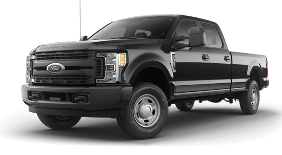F-350 Super Duty SRW XL 4x2 Crew Cab w/ 8' Box