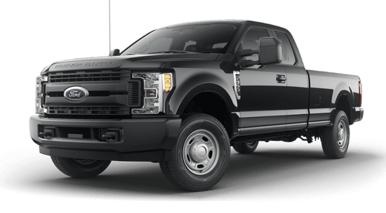 F-350 Super Duty SRW XL 4x2 SuperCab w/ 8' Box