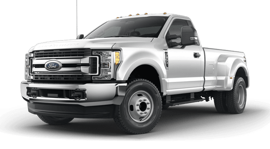 F-350 Super Duty DRW XLT 4x4 Regular Cab w/ 8' Box