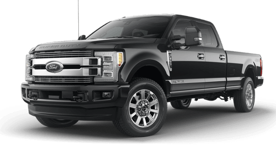 F-350 Super Duty SRW Limited 4x4 Crew Cab w/ 8' Box