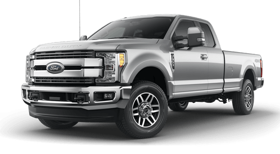 F-350 Super Duty SRW Lariat 4x4 SuperCab w/ 8' Box