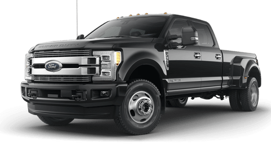 F-350 Super Duty DRW Limited 4x4 Crew Cab w/ 8' Box