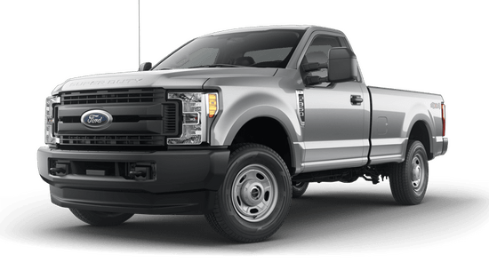 F-350 Super Duty SRW XL 4x4 Regular Cab w/ 8' Box