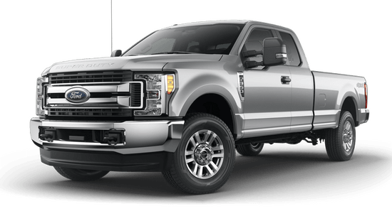 F-350 Super Duty SRW XLT 4x4 SuperCab w/ 8' Box