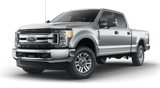 F-350 Super Duty SRW XLT 4x4 Crew Cab w/ 6-3/4' Box