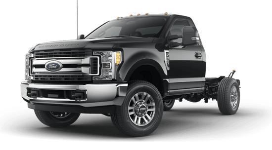 F-350 Super Duty SRW Chassis XLT 4x2 Regular Cab