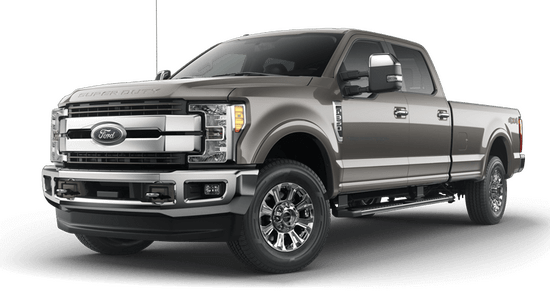 F-350 Super Duty SRW King Ranch® 4x4 Crew Cab w/ 8' Box