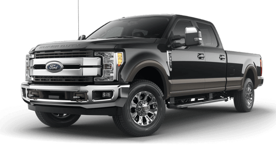 F-350 Super Duty SRW King Ranch® 4x2 Crew Cab w/ 8' Box