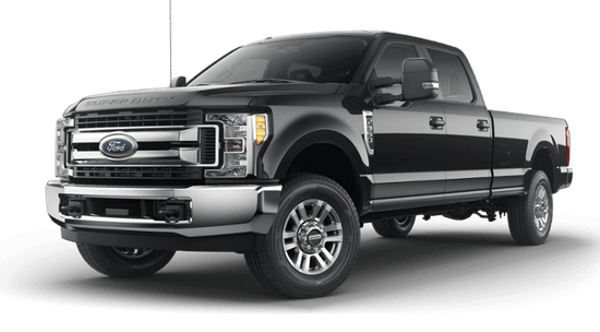 F-350 Super Duty SRW XLT 4x2 Crew Cab w/ 8' Box