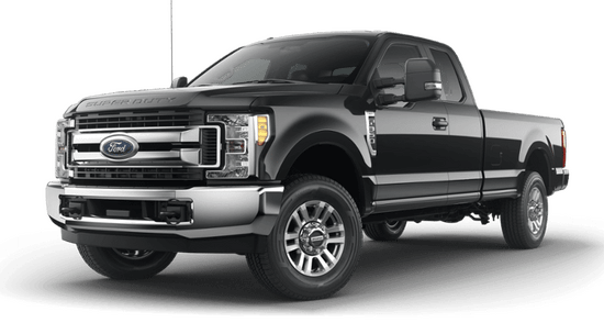 F-350 Super Duty SRW XLT 4x2 SuperCab w/ 8' Box