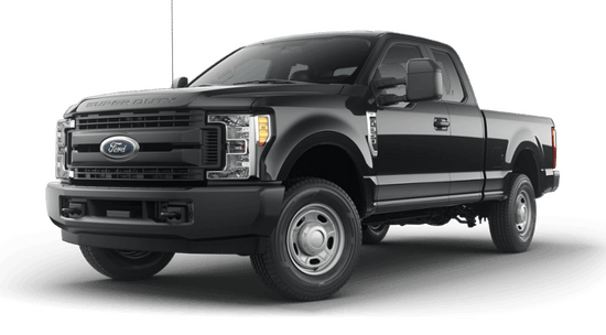 F-350 Super Duty SRW XL 4x2 SuperCab w/ 6-3/4' Box