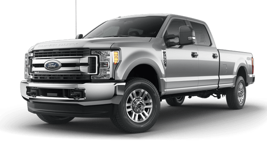 F-350 Super Duty SRW XLT 4x4 Crew Cab w/ 8' Box