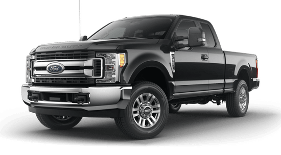 F-350 Super Duty SRW XLT 4x2 SuperCab w/ 6-3/4' Box