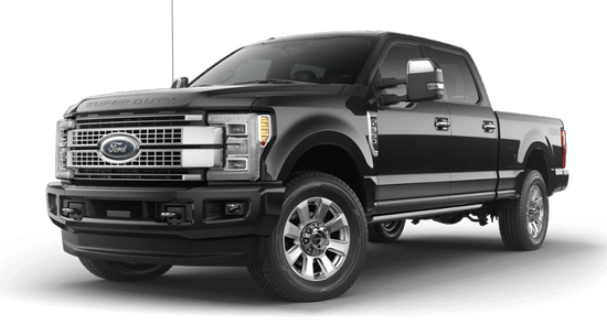 F-350 Super Duty SRW Platinum 4x4 Crew Cab w/ 6-3/4' Box