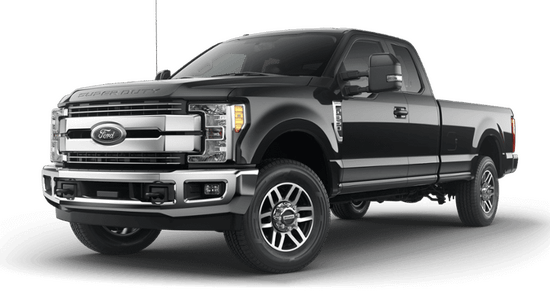 F-350 Super Duty SRW Lariat 4x2 SuperCab w/ 8' Box