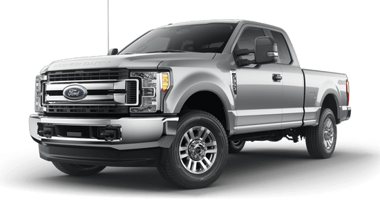F-350 Super Duty SRW XLT 4x4 SuperCab w/ 6-3/4' Box