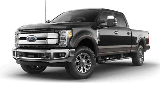 F-350 Super Duty SRW King Ranch® 4x2 Crew Cab w/ 6-3/4' Box