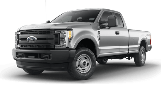 F-350 Super Duty SRW XL 4x4 SuperCab w/ 8' Box