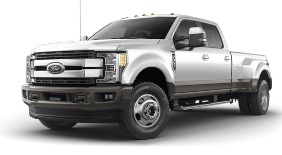 F-350 Super Duty DRW King Ranch® 4x4 Crew Cab w/ 8' Box