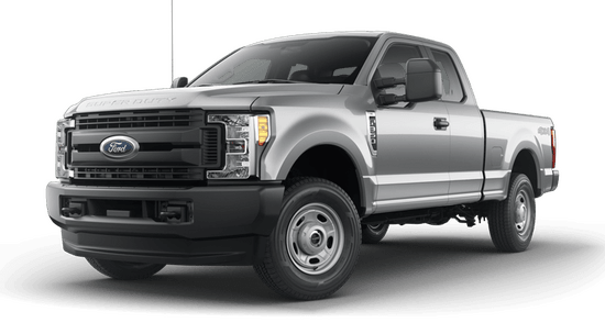 F-350 Super Duty SRW XL 4x4 SuperCab w/ 6-3/4' Box