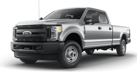 F-350 Super Duty SRW XL 4x4 Crew Cab w/ 8' Box