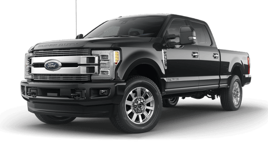 F-350 Super Duty SRW Limited 4x4 Crew Cab w/ 6-3/4' Box