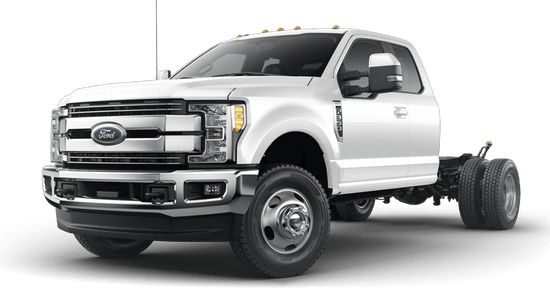 F-350 Super Duty DRW Chassis Lariat 4x4 SuperCab
